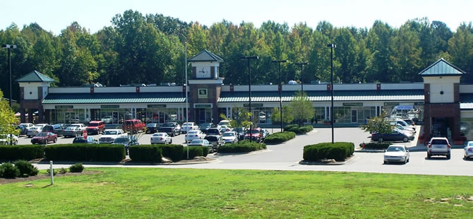 Morrisville Square Shopping Center